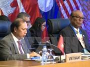 东盟高官会同意将海上合作视为东亚地区优先合作领域