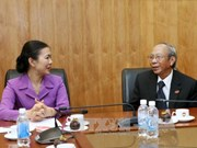 越南祖国阵线领导: 希望巴哈伊教信教群众加强团结  共同建设民族大家园