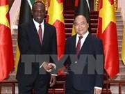 莫桑比克总理多罗萨里奥圆满结束对越南的正式访问之行
