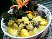 越南美食:香蕉焖豆腐