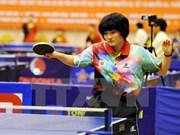 东盟-50乒乓球友谊赛在胡志明市举行