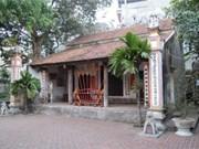 以科榜和文学传统为傲的河内市左清威村