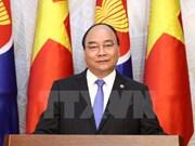 阮春福总理:越南愿与各国一道努力建设团结、自强的东盟共同体