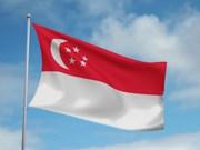 越南领导人向新加坡领导致国庆贺信