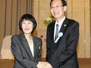 日本北海道与胡志明市加强农业和渔业合作