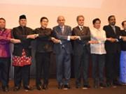 东盟成立50周年庆祝活动在世界各国纷纷举行