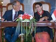 印尼和俄罗斯加强反恐合作
