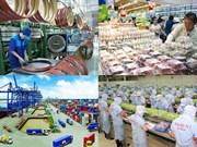 越南对美国出口情况仍保持稳定向好态势