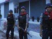 缅甸在金三角缴获大量合成毒品