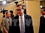 柬埔寨二审法院保持金边市一审法院对桑兰西所作出的判决