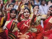 印度文化节在清化省举行  广受游客的关注