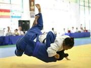 第二届亚洲柔道锦标赛在河内开赛