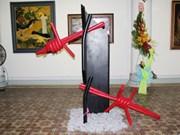 107位画家的122部作品亮相第20次胡志明市地区美术展