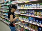 越南快速消费品行业释放了可喜信号