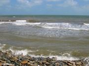 茶荣省大力引进资金推动海滨旅游发展