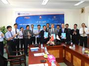 越南石油装备股份公司与日本伙伴签署全面技术合作合同