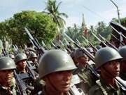 缅甸在若开邦北部部分地区实施宵禁