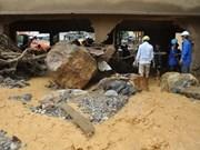 越南各媒体机构增加关于自然灾害的信息推送量