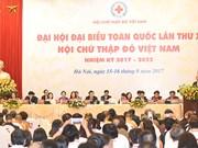 越南红十字会扩大活动范围提高工作质量