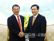 越南政府副总理王廷惠:麒麟集团扩大对越投资是一个正确的选择