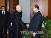 泰国将越南视为重要合作伙伴