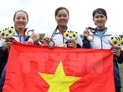 第29届东南亚运动会:马来西亚体育代表队在奖牌榜上居榜首