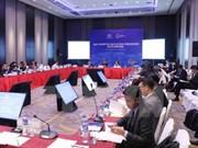2017年APEC第三次高官会进入第五天 聚焦多项重要议题