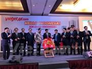 越捷航空公司公布开通雅加达—胡志明市航线