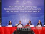 2017年APEC:加强APEC地区结核病和多重耐药结核病预防工作政策对话