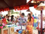 越南参加乌克兰规模最大的传统展销会