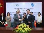 越南与墨西哥加强地理标志保护合作