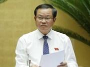 越南国会高级代表团对南非进行工作访问
