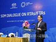 2017年APEC会议:充分利用自由贸易协定推动地区经济互联互通