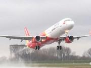 越捷航空公司开通河内至仰光直达航线