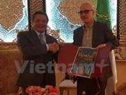 越南与阿尔及利亚加强经贸合作关系