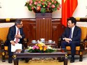 萨尔瓦多外交部代表团访问越南