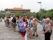 2017年前8月越南国际游客到放量达847万多人次