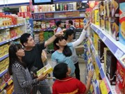 胡志明市2017年8月居民消费价格指数环比上涨0.5%