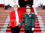 越南与澳大利亚安全合作日益密切