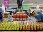 2017年8月越南居民消费价格指数大幅增长