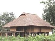 贡族同胞的住房建筑