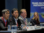 TTP十一国将于9月重新举行谈判