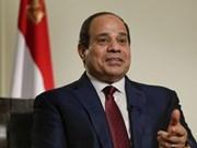 埃及总统塞西开始对中国和越南进行访问
