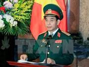 越南人民军高级军事代表团出席第20届亚太国防军司令会议