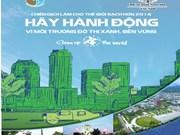 越南积极响应让世界清洁起来运动