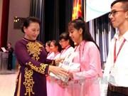 党、国家领导人出席全国各所学校开学典礼 与师生们共同分享喜悦