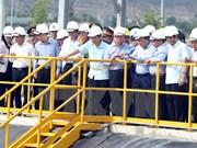 越南政府总理批准建设中部四省环境监测预警系统的主张