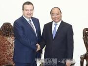 塞尔维亚副总理访越开辟两国关系新篇章