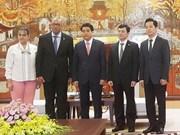 河内市与古巴加强在多领域的合作关系