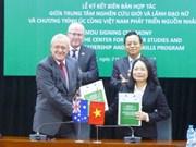 越南与澳大利亚加强合作 促进性别平等